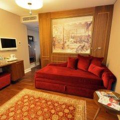 Neorion Hotel - Sirkeci Group 4* Стандартный семейный номер с различными типами кроватей фото 2