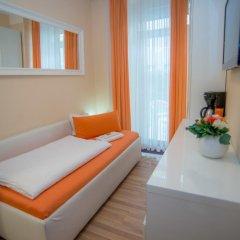 Отель City Guesthouse Pension Berlin 3* Стандартный номер с разными типами кроватей фото 7