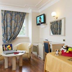 Hotel Villa Medici 4* Стандартный номер фото 4