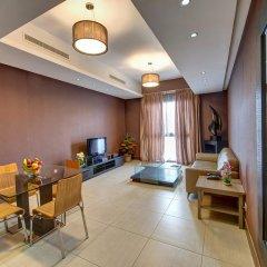 Beach Hotel Apartment 3* Стандартный номер с различными типами кроватей фото 3