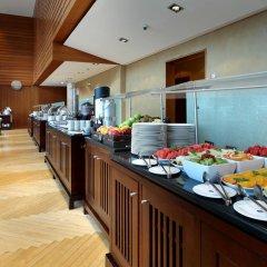 Отель Eurostars Grand Marina 5* Стандартный номер с различными типами кроватей фото 13