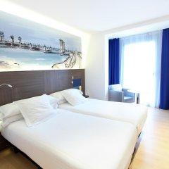 Hotel Blue Coruña 4* Стандартный номер с различными типами кроватей фото 2
