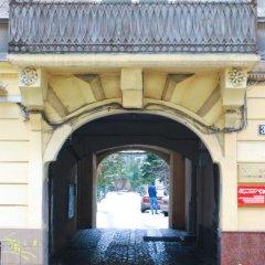 Апартаменты Central Apartments Львов Студия разные типы кроватей фото 7