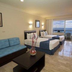 Aquamarina Beach Hotel 3* Стандартный номер с различными типами кроватей фото 4