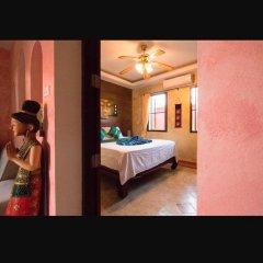 Отель Royal Chang of Siam Boutique Resort 3* Бунгало Делюкс с различными типами кроватей фото 4