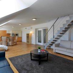 James Hotel & Apartments 3* Люкс с различными типами кроватей фото 4