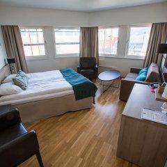 Quality Hotel Saga комната для гостей фото 4