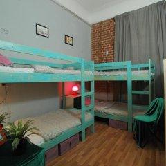 Come&Sleep Хостел Кровать в женском общем номере с двухъярусными кроватями фото 10