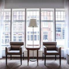 Отель Dikker en Thijs Fenice Hotel Нидерланды, Амстердам - 9 отзывов об отеле, цены и фото номеров - забронировать отель Dikker en Thijs Fenice Hotel онлайн балкон