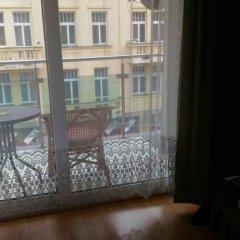 Отель Apartmány Perla Чехия, Карловы Вары - отзывы, цены и фото номеров - забронировать отель Apartmány Perla онлайн балкон