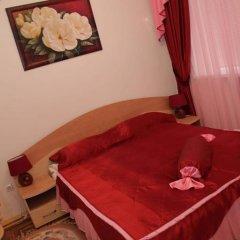 Кристина Отель 2* Люкс разные типы кроватей фото 8