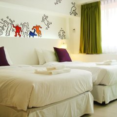 Отель Baan Saladaeng Boutique Guesthouse 3* Стандартный номер