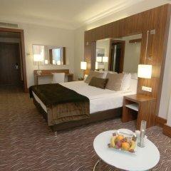 Ikbal Thermal Hotel & SPA Afyon 5* Номер Делюкс с различными типами кроватей фото 5