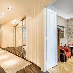 Апартаменты Romantique Apartment комната для гостей фото 2