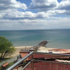 Отель Neptun Болгария, Свети Влас - отзывы, цены и фото номеров - забронировать отель Neptun онлайн пляж