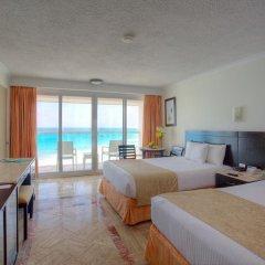 Отель Krystal Cancun Мексика, Канкун - 2 отзыва об отеле, цены и фото номеров - забронировать отель Krystal Cancun онлайн комната для гостей фото 3