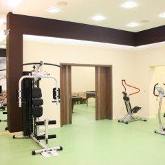 Отель Sopocka Bryza фитнесс-зал фото 2