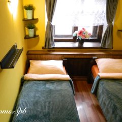 Гостиница Rooms.SPb Стандартный номер с различными типами кроватей фото 14