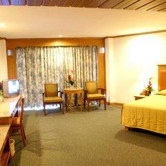 Royal Palace Hotel Pattaya 3* Номер Делюкс с различными типами кроватей фото 2