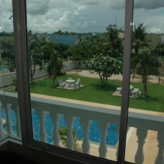 Отель East Shore Pattaya Resort балкон