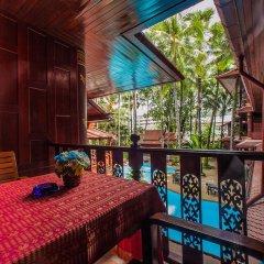 Отель Royal Phawadee Village балкон