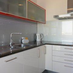 Отель Flat in Porto- Boavista Апартаменты разные типы кроватей фото 8