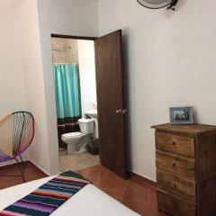 Отель Hostel Ka Beh Мексика, Канкун - отзывы, цены и фото номеров - забронировать отель Hostel Ka Beh онлайн удобства в номере