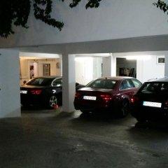 Отель Stella Ситония парковка