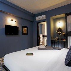 Отель Baan Chart 3* Номер Делюкс с различными типами кроватей фото 6