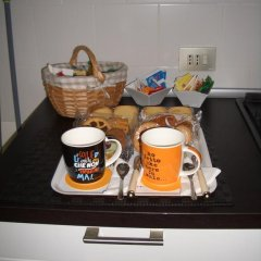 Отель Bed & Breakfast da Jo Италия, Болонья - отзывы, цены и фото номеров - забронировать отель Bed & Breakfast da Jo онлайн питание фото 3