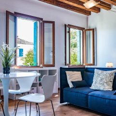 Отель La Gondola Rossa Италия, Венеция - отзывы, цены и фото номеров - забронировать отель La Gondola Rossa онлайн комната для гостей фото 3