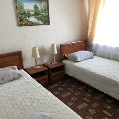 Galian Hotel 3* Номер Комфорт двуспальная кровать фото 11