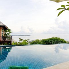 Отель Samui Cliff View Resort & Spa бассейн фото 3