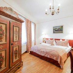 Отель Altstadthotel Wolf 4* Стандартный номер фото 12