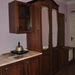 Гостевой Дом Лазурный Семейная студия с разными типами кроватей фото 6
