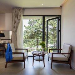 Terracotta Hotel & Resort Dalat 4* Стандартный номер с различными типами кроватей фото 5