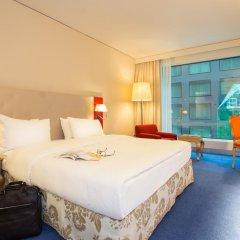 Radisson Blu Hotel Zurich Airport 4* Улучшенный номер с различными типами кроватей фото 2
