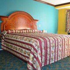 Отель Cloud 9 Inn Lax 2* Стандартный номер фото 5