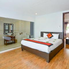 Отель Botanic Garden Villas 3* Номер Делюкс с различными типами кроватей фото 6