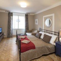 Отель Templová Чехия, Прага - отзывы, цены и фото номеров - забронировать отель Templová онлайн комната для гостей фото 5