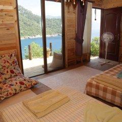 Gemile Camping Бунгало с различными типами кроватей фото 8