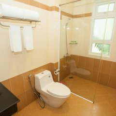 Отель Homestead Phu Quoc Resort 3* Бунгало с различными типами кроватей фото 3