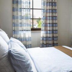 AKZENT Hotel Laupheimer Hof 3* Стандартный номер с различными типами кроватей фото 2