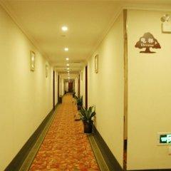 GreenTree Inn JiangXi JiuJiang Railway Station Business Hotel интерьер отеля фото 2