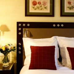 Villa Brunel Hotel 3* Стандартный номер с различными типами кроватей фото 5