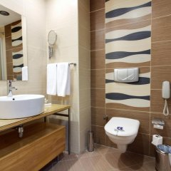 Aqua Fantasy Aquapark Hotel & Spa 5* Стандартный номер с различными типами кроватей фото 9