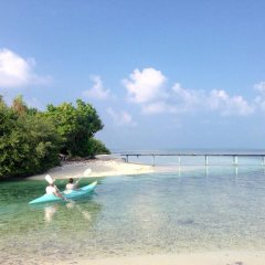 Отель Askani Thulusdhoo Остров Гасфинолу пляж