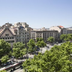 Отель Godó Luxury Apartment Passeig de Gracia Испания, Барселона - отзывы, цены и фото номеров - забронировать отель Godó Luxury Apartment Passeig de Gracia онлайн балкон