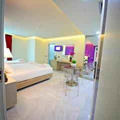 Hotel Palace Vlore 4* Номер Делюкс с различными типами кроватей фото 13
