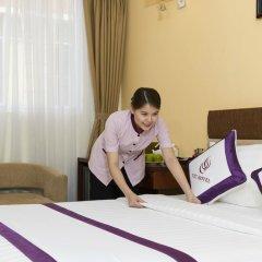 TTC Hotel Deluxe Saigon 3* Номер Делюкс с различными типами кроватей фото 22